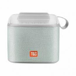 Портативная колонка Bluetooth T&G TG-801 grey