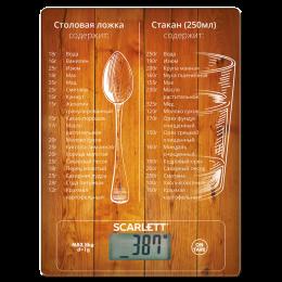 Вага кухонна Scarlett SC-KS57P19