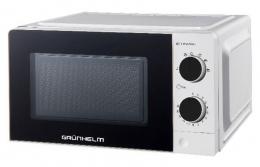 Мікрохвильова піч Grunhelm 20MX707-W