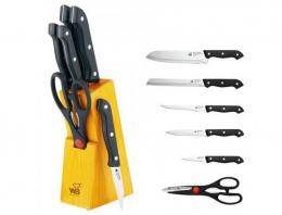 Набір ножів Wellberg WB-0180