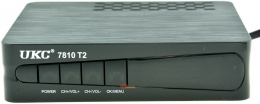 ТВ-ресивер T2 UKC 7810
