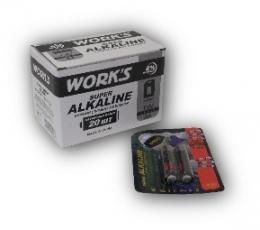 Батарейки Work's Alkaline LR6W-2B AA 2шт