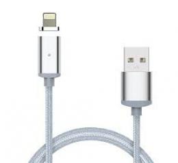 USB кабель Qihang QH-C3670 USB-Lightning Silver