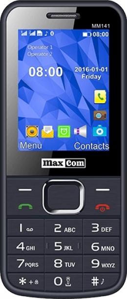Мобільний телефон Maxcom MM141 Gray