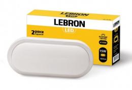 Світильник LED Lebron L-WLО-1541 15W 4100K