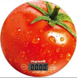 Весы кухонные Vilgrand VKS-519 Tomato
