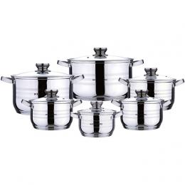 Набір посуду Wellberg WB-02118