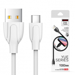USB кабель Joyroom Yue Series S-M355 Lightning USB (2.1A) (1m) White