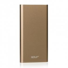 Зовнішній акумулятор Hoco B16 10000 mAh Gold