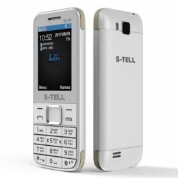 Мобільний телефон S-Tell S3-07 White