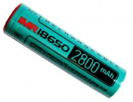 Аккумулятор Videx IMR Li-Ion 18650 2800 mAh