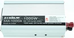Автомобільний інвертор DC 12V to AC 230V 1000W