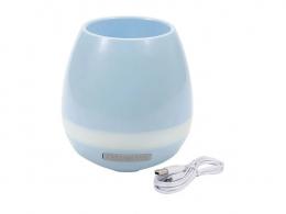 Акустика Bluetooth YX-HP201 Music Flowerpot Blue