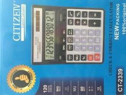 Калькулятор CITI.ZEN CT-2339