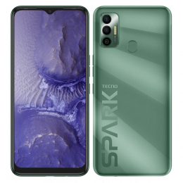 Смартфон Tecno Spark 7 KF6n NFC 4/64GB Spruce Green