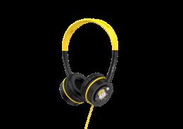 Наушники Havit HV-H210d black/yellow