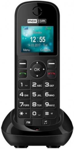 Мобильный телефон Maxcom MM35D Black