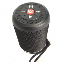 Портативная колонка Bluetooth T&G TG-517 grey