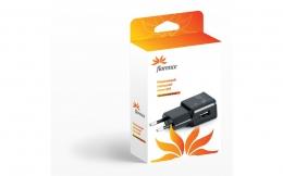 Зарядний пристрій Florence USB 2A White (TC20-USB)