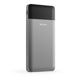 Внешний аккумулятор Wesdar S46 Li-Pol 10000mAh Gray