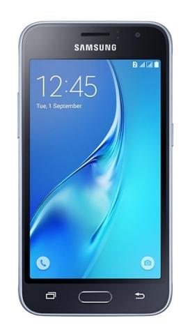 Смартфон Samsung SM-J120H Galaxy J1 Duos ZKD Black
