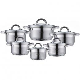 Набір посуду Bohmann BH 0717
