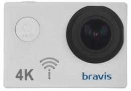 Екшн-камера Bravis А3 White