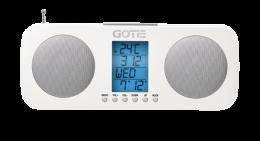 Радіобудильник GOTIE GRA-200B