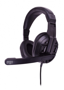 Навушники Ergo VM-629 Black