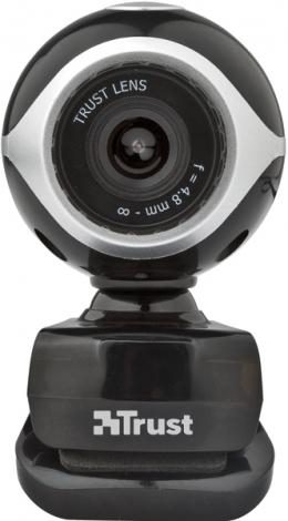 WEB камера Trust Exis Black