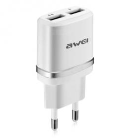 Зарядний пристрій Awei C-930 2 USB Charger