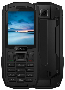 Мобільний телефон Ulefone Armor Mini Black