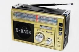 Радіо Golon RX-381 Gold
