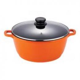 Каструля Bohmann BH-7324 WCR Orange