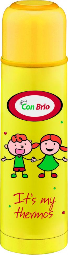 Термос Con Brio CB-344 Yellow