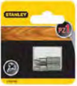 Біти Stanley PZ1, 25ММ
