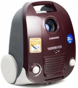 Пилосос Samsung VCC4141V3E/SBW