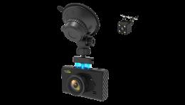 Відеореєстратор Aspiring Alibi 6 Dual, Wi-Fi, GPS, Magnet (AL198766)