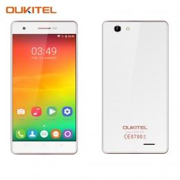 Смартфон Oukitel C4 White