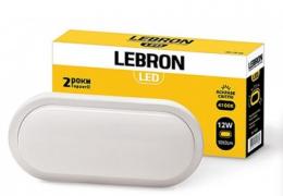 Светильник LED Lebron L-WLО-1241 12W 4100K