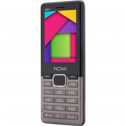 Мобільний телефон Nomi i241 Dark-Grey