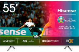 Smart телевізор Hisense 55A7400F