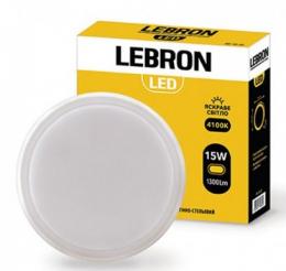 Светильник LED Lebron L-WLR-1541 15W 4100K
