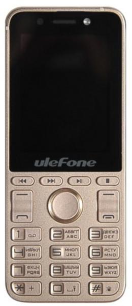 Мобільний телефон Ulefone A1 Gold