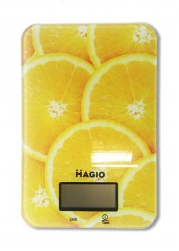 Ваги кухонні Magio MG-296 Orange