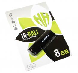 USB-флеш-накопитель Hi-Rali 8GB Taga Black