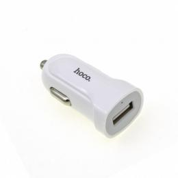 Зарядний пристрій HOCO Z2 1USB White