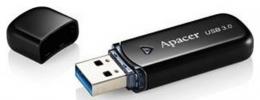 USB-флеш-накопитель Apacer AH355 64GB USB 3.1 Black (AP64GAH355B-1)