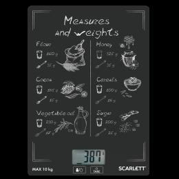 Вага кухонна Scarlett SC-KS57P64