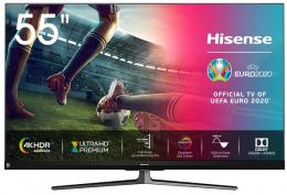 Smart телевізор Hisense 55U8QF